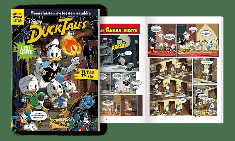 DuckTales-lehti