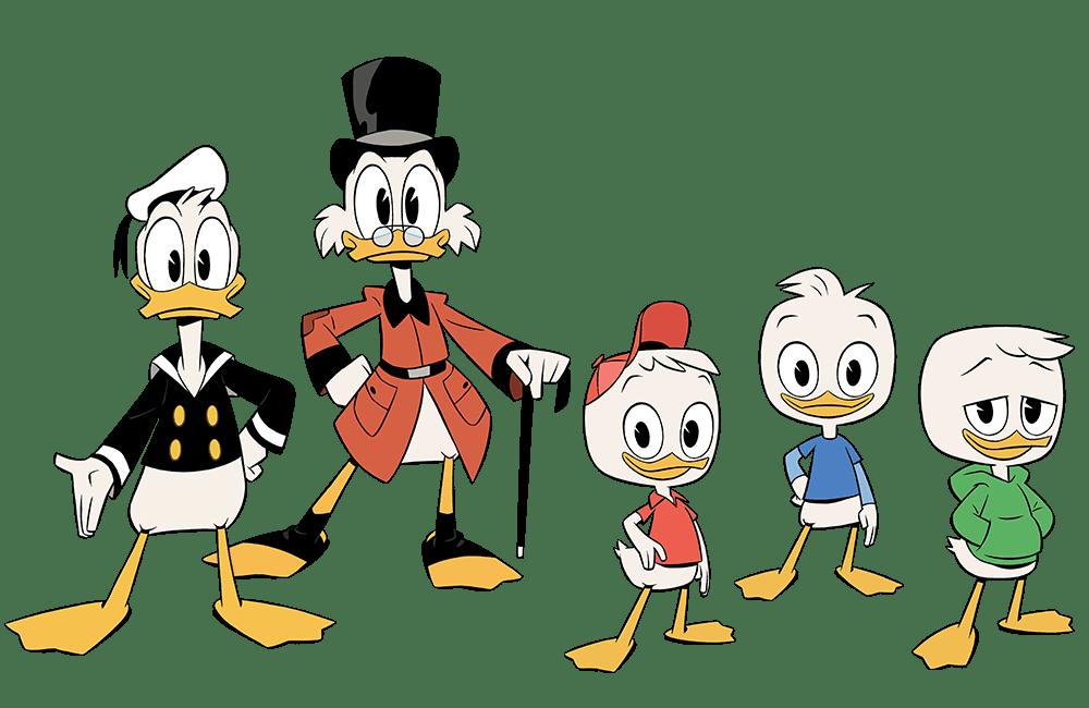 DuckTales sivun ylakuva