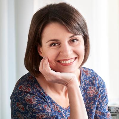ET Terveys -lehden päätoimittaja Katriina Palo-Närhinen