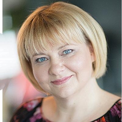 ET-lehden päätoimittaja Minna McGill