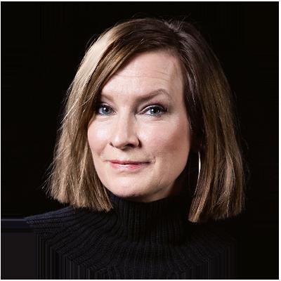 Glorian Koti -lehden päätoimittaja Saila-Mari Kohtala