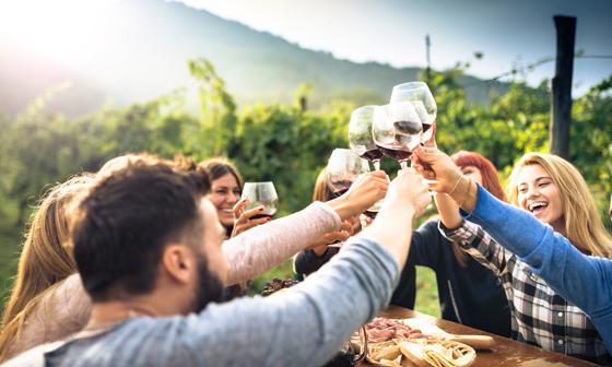 Ruokamatkakohteet - Glorian ruoka&viini