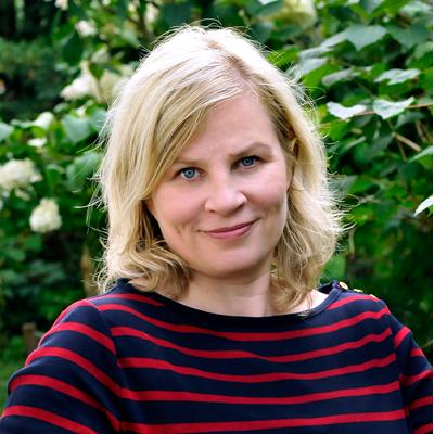 Glorian ruoka&viini -lehden päätoimittaja Sanna Maskulin
