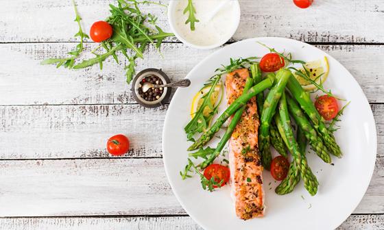 Ruoka & ravitsemus - Hyvä terveys