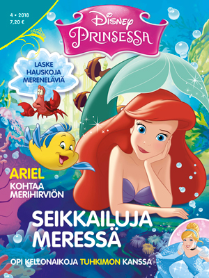 Prinsessa-lehden kansikuva