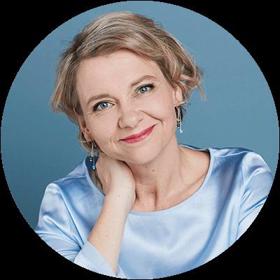Kodin Kuvalehden päätoimittaja Minna McGill