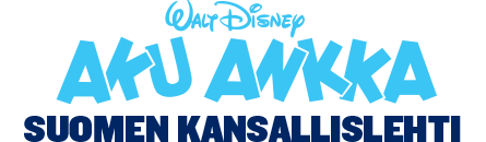 Aku Ankka logo