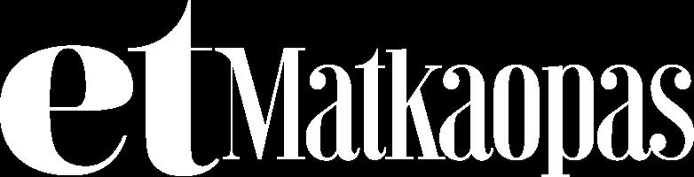 ET Matkaopas -lehti logo