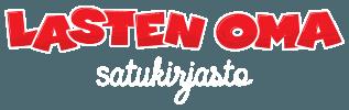 Lasten Oma Satukirjasto logo