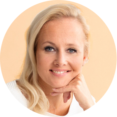 Me Naiset -lehden päätoimittaja Iina Artima-Kyrki
