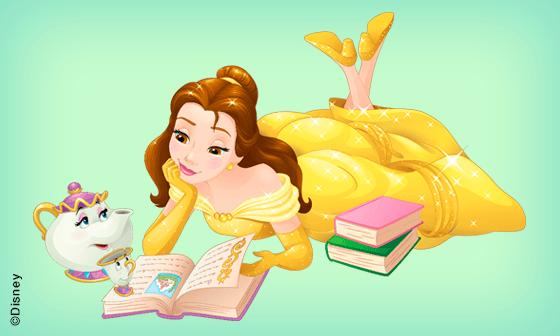 Lumoavia tarinoita - Prinsessa