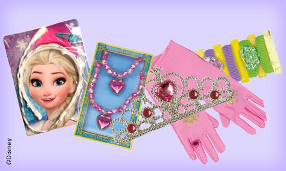 Joka numerossa yllätys - Prinsessa