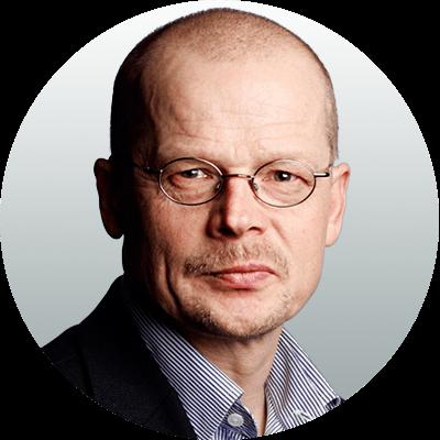 Tiede-lehden päätoimittaja Jukka Ruukki